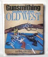 Книга «Guns of the old west». Скидка - 25%!