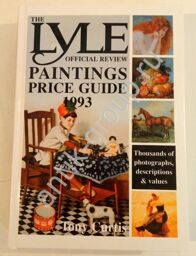 Книга «The Lyle official review Antiques price guide»